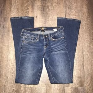 Lucky Brand Charlie Boot Jeans- 0(25)